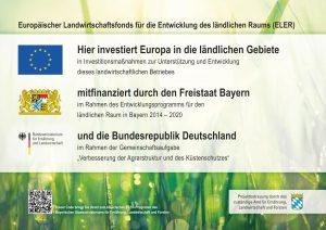 Einzelbetrieblichen Investitionsfoerderung EIF Wadenspanner