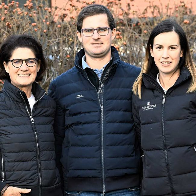 Familie Wadnspanner 2020